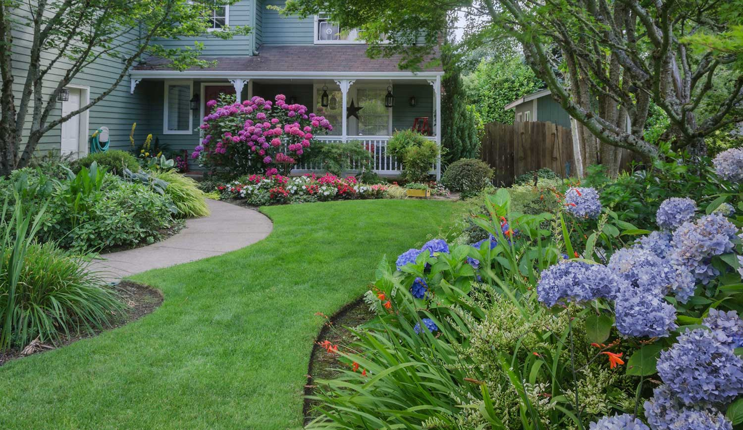 Residental Lawn & Landscaping Services
