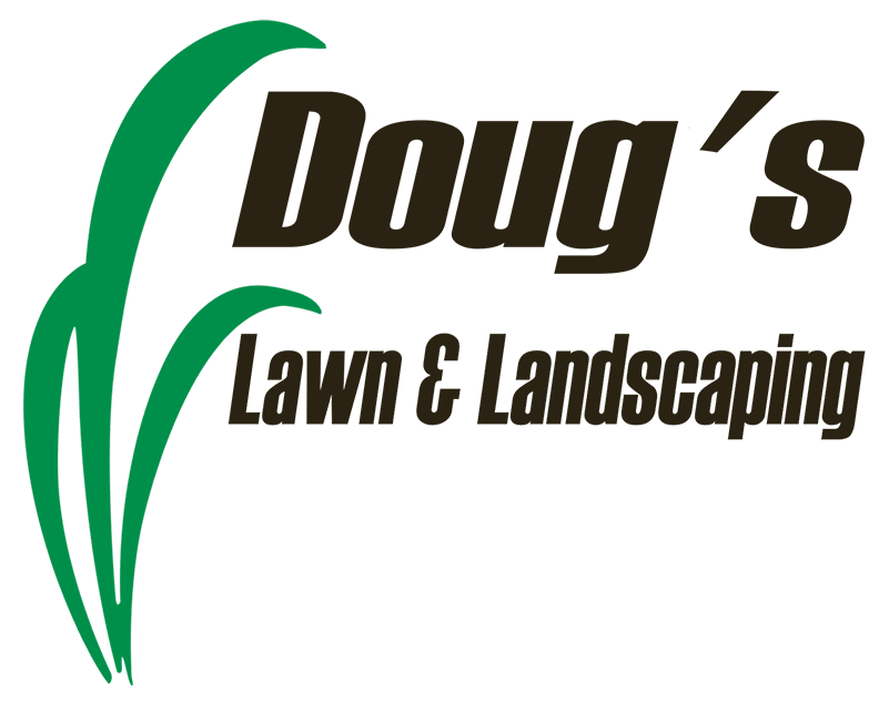 Doug's Lawn and Landscaping Logo